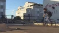 视频: NAFFITA BMX - NOVASOMBRA NA RUA