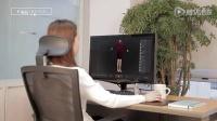 CCTV报道宇飞来公司(未来智能穿戴、智能试衣间)