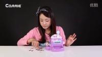 凱利的秘密貼花制作機器秘密信紙卡玩具制作 -  凱利和玩具朋友們  CarrieAndToys