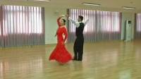 2-广场交谊舞中三表演