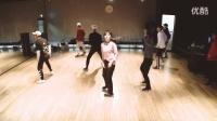 【韩国劲爆热舞】舞蹈教学 练习室镜面韩国动感时尚前卫性感劲歌热舞视频教程_高清