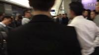 寒战2粤语高清电影制作花絮-港铁站拍摄大场面