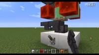 拿莱《我的世界》红石机械——刷花机