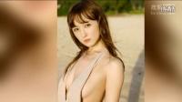 日本嫩模星名美津纪亮色内衣写真  造型大胆