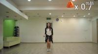 【韩国劲歌热舞】Twice - Cheer Up舞蹈分解动作教学 镜面慢放6部动感性感视频教程_高清