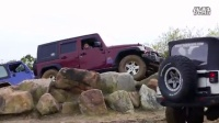 日本吉普牧马人全家族极限泥地越野 Jeep Wrangler Rubicon Off-road