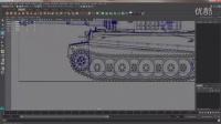 maya虎式坦克5
