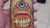 【掘图志】重口味的手机壳