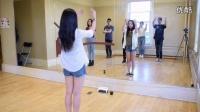 【韩国劲歌热舞】Twice -Cheer Up-舞蹈分解动作教学视频教程  (Pre-Chorus, Chorus)_高清