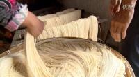 普宁传统手工美食——普宁面线
