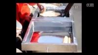 滚筒式鸡蛋卷机 泰安六面鸡蛋卷机器 蛋卷机的使用方法讲解