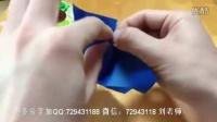 创意折纸手工制作大全2_折纸达人佐藤作品『纸玫瑰』基本形