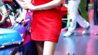 车展美女车展模特美女白皙大长腿美女 (315)