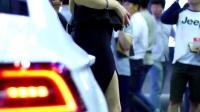 车展美女车展模特美女白皙大长腿美女 (349)