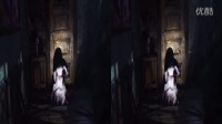 VR电影 : 鬼 -(左右分屏) Horror Ghost (phim kinh dị 3D side by side)