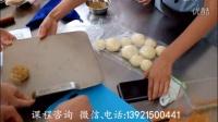 第二十课 汉堡(小餐包)整形,面包制作课花絮 小胖子烘焙学院