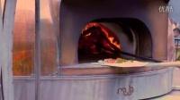 黑番茄街头美食--纽约意大利玛格丽特香肠披萨
