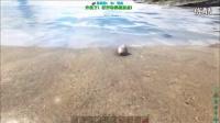 魔哒方舟进化单人生存EP8 家中被恐龙侵袭乌龟哥牺牲 荒野求生