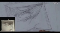 素描静物图片 素描头像教学视频 素描基础入门
