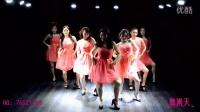 【温岭舞则天舞蹈工作室】性感韩舞教学少女时代超可爱Lion Heart练习室版