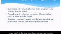 36英文论文写作之剽窃
