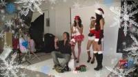 美艳动人 欧美美女圣诞主题性感写真