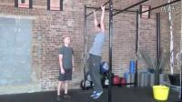 cross fit  kipping pull up 引体向上技巧2