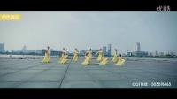 单色舞蹈中国舞教练班学员成品舞《花间俏》零基础中国舞教练培训