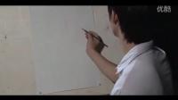 外国钢笔建筑速写基础和素描画卡通人物视频
