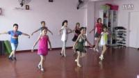 七宝鑫艺舞蹈少儿拉丁舞牛仔舞单人组合