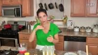 劳拉厨房手把手教你自制椰子芒果冰棒