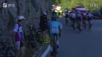 视频: 环法自行车赛第17赛段的最后冲刺