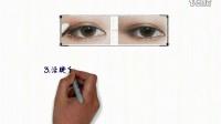 韩式经典烟熏妆的画法!彰显小女人优雅气质的眼妆!_超清