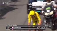 视频: 环法自行车赛第18赛段最后冲刺