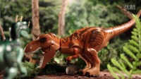 【星空搬运】乐高侏罗纪世界之恐龙玩石头