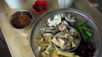 超简单  南洋风美食 叻沙 手工自制 快煮料理
