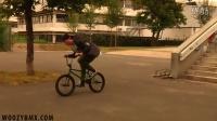 视频: BMX STREET _ Bruno Hoffmann RAW Clips _ #SUMMERGAMES 2016