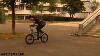视频: BMX STREET  Bruno Hoffmann RAW Clips  #SUMMERGAMES 2016
