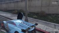 GTA5:乐美解说 线上娱乐老司机带妹子翻车了