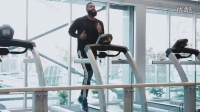 Foot Locker x adidas - Treadmill featuring James Harden and Colin Farrell