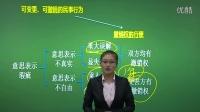 政法干警李梦娇【民法】第11讲 民事行为(二)__flv