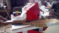 品牌单片纵锯机带除尘口 环保的多片锯
