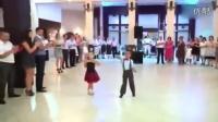 萌娃跳舞 伦巴 恰恰 牛仔舞 跳的好棒 儿童跳舞视频