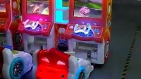 荣翔动漫  加菲猫卡丁车  儿童赛车游戏机厂家