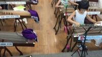 百家筝鸣三亚分校学员弹奏《在北京的金山上》