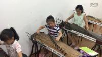 百家筝鸣三亚分校学员弹奏《凤翔歌》