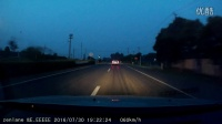 善领V270行车记录+移动侦测一体机 铜井街道晚上实拍(马鞍山善领总代理)