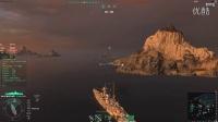 《战舰世界》希佩尔海军上将试航-德意志巡洋的荣耀-重巡互射碾压