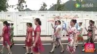 3000美女穿旗袍亮相六盘水