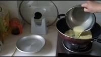 在家制作好吃的蛋奶冰淇淋